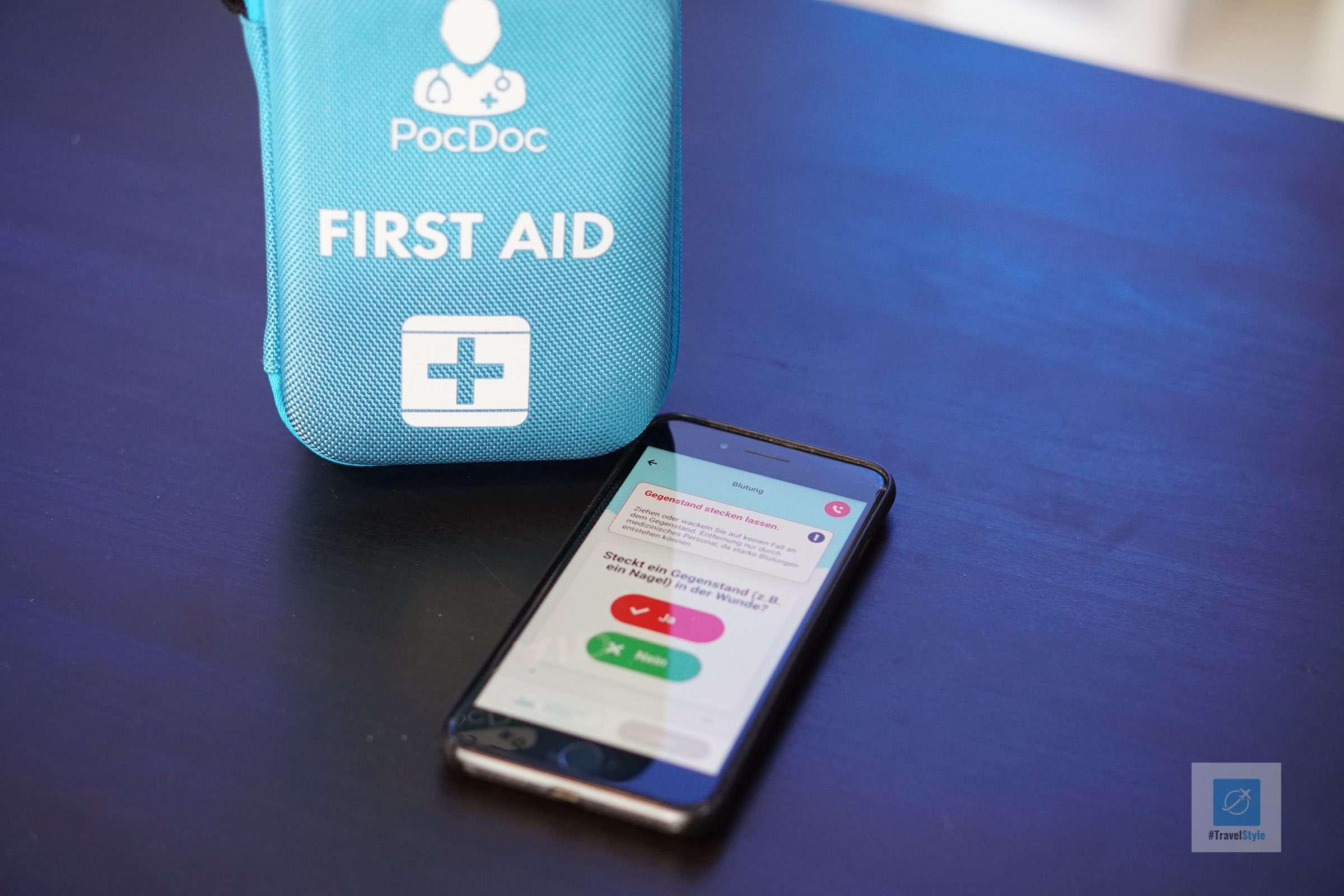Einfache App für schnelle Hilfe
